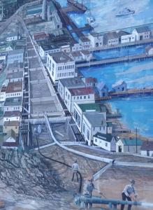 Raising streets to offset sea level rise
