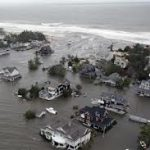 Hurricane Sandy relief payments come six months later, helping to make climate-proof family finances impossible.