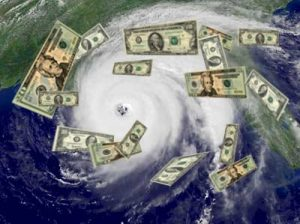 Climate disaster costs: a preview