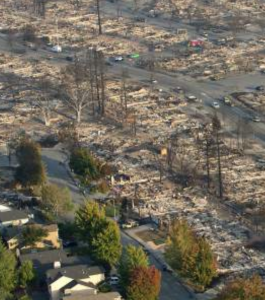 Wildfire protection to fight the costs of climate change