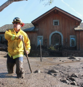 The costs of California mudslides are sudden and huge.