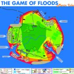 Education about flooding from climate change
