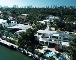 Studies find that sea level rise is starting to depress Florida real estate prices.