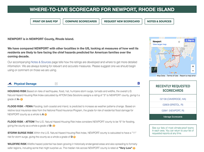 Hometown climate ratings and rankings help you find the best places to live, and decide if climate relocation is right for your family.